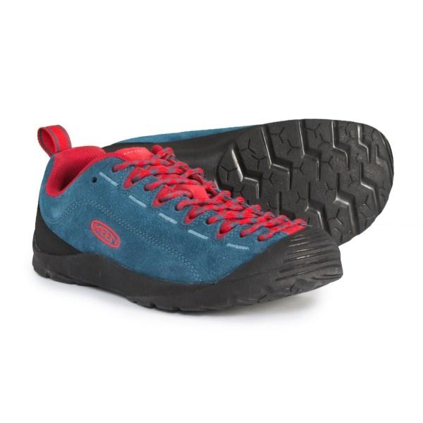 (取寄)キーン レディース ジャスパー シューズ Keen Women Jasper Shoes Legion Blue/True Red