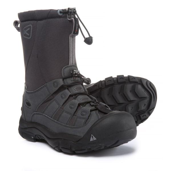 夏セール開催中 MAX80%OFF! (取寄)キーン メンズ ウィンターポート II 2 Black/Frost ウィンター ブーツ Keen Men's メンズ Winterport II Winter Boots Black/Frost Grey, コゴタチョウ:8bd69232 --- supercanaltv.zonalivresh.dominiotemporario.com