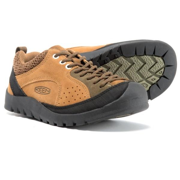 (取寄)キーン レディース ジャスパー ロックス シューズ Keen Women Jasper Rocks Shoes Buckthorn Brown/Dark Olive