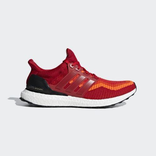 (取寄)アディダス メンズ ウルトラ ブースト ランニングシューズ adidas Men's Ultra Boost Shoes Solar Red / Power Red / Core Black