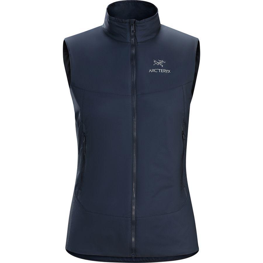 (取寄)アークテリクス レディース アトム SL ベスト Arc'teryx Women Atom SL Vest Black Sapphire