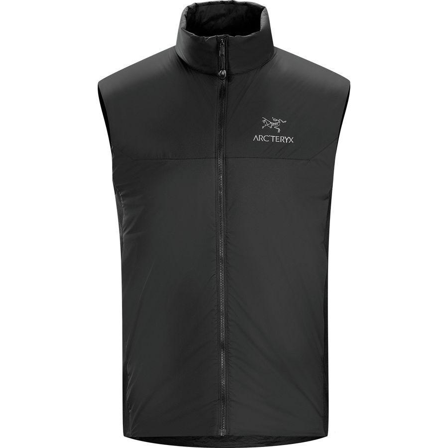 (取寄)アークテリクス メンズ アトム LT インサレーテッド ベスト Arc'teryx Men's Atom LT Insulated Vest Black
