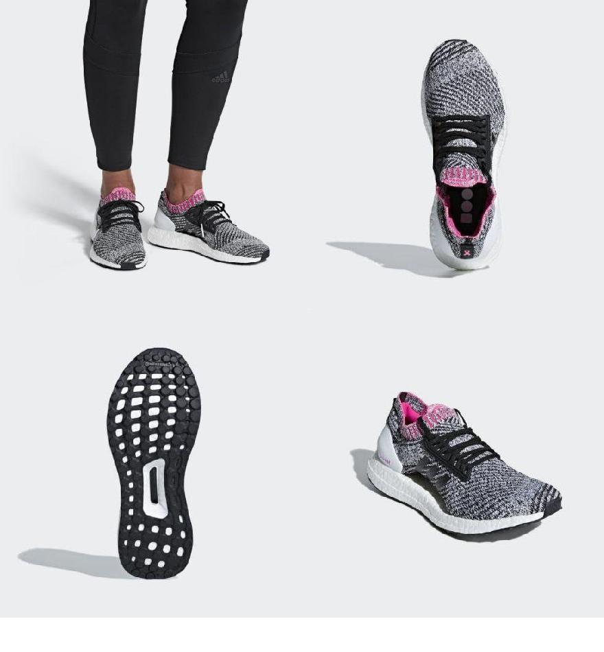 45fd34ce6c7 (取寄)アディダス レディース ウルトラブースト X ランニングシューズ adidas Women Ultraboost X Shoes Cloud  White   Black   Shock Pink Core-レディースシューズ