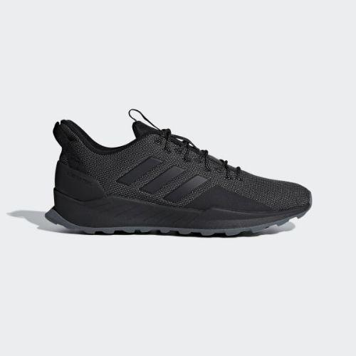 new arrival fa46f 361c0 (order) Adidas men zouk Esther trail running shoes adidas Men's Questar  Trail Shoes Core Black / Core Black / Grey
