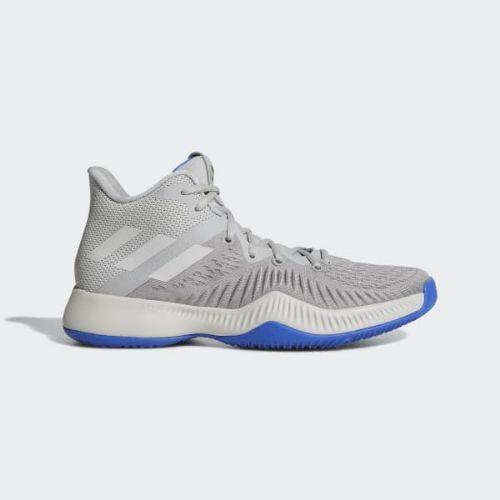 (取寄)アディダス メンズ マッド バウンス バスケットボールシューズ adidas Men's Mad Bounce Shoes Grey / Grey / Grey