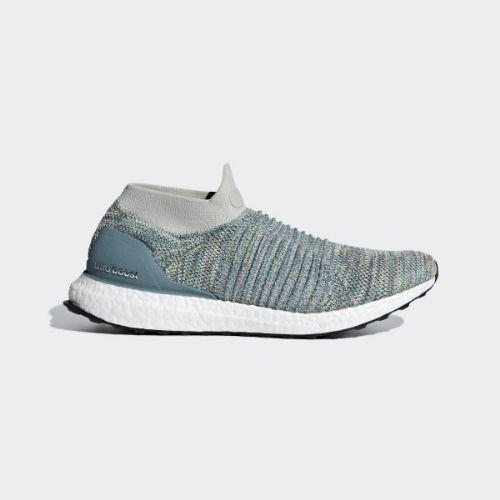 (取寄)アディダス メンズ ウルトラブースト レースレス ランニングシューズ adidas Men's Ultraboost Laceless Shoes Ash Silver / Ash Silver / Core Black