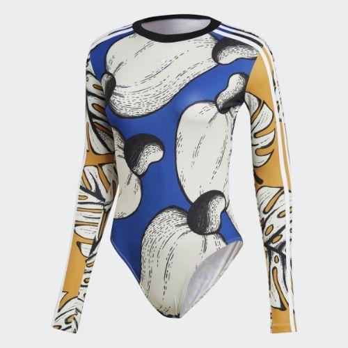 (取寄)アディダス オリジナルス レディース ボディースーツ adidas originals Women Bodysuit Multicolor