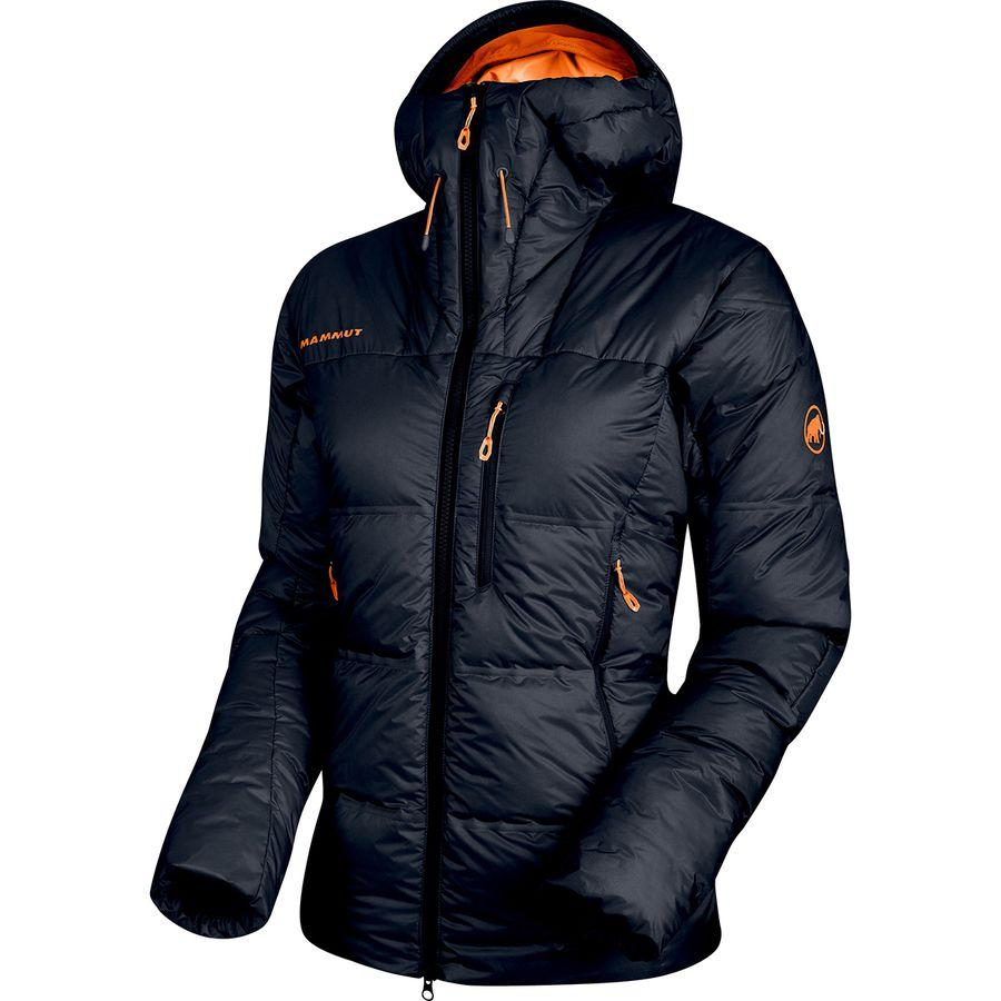 (取寄)マムート レディース アイガーヨッホ プロ イン フーデッド ジャケット Mammut Women Eigerjoch Pro In Hooded Jacket Night