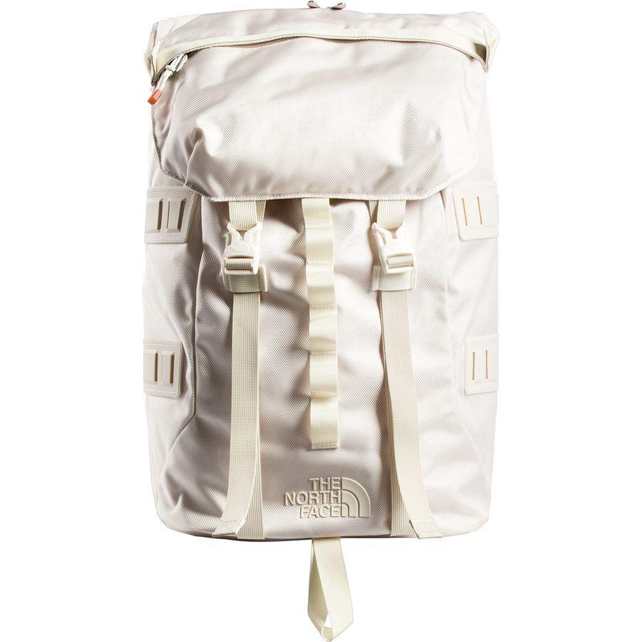 (取寄)ノースフェイス リネージュ ラック 37L バックパック The North Face Men's Lineage Ruck 37L Backpack Vintage White/Vintage White