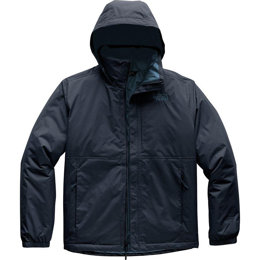 (取寄)ノースフェイス メンズ リゾルブ インサレーテッド ジャケット The North Face Men's Resolve Insulated Jacket Urban Navy
