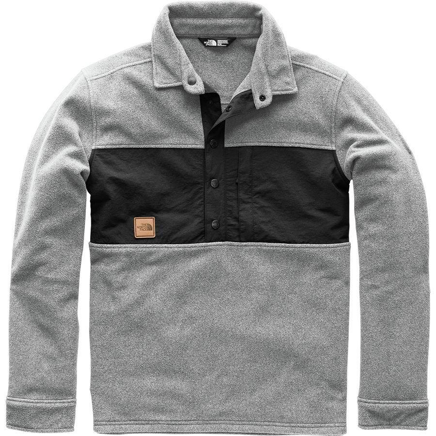 (取寄)ノースフェイス メンズ ダベンポート プルオーバー ジャケット The North Face Men's Davenport Pullover Jacket Zinc Grey Heather