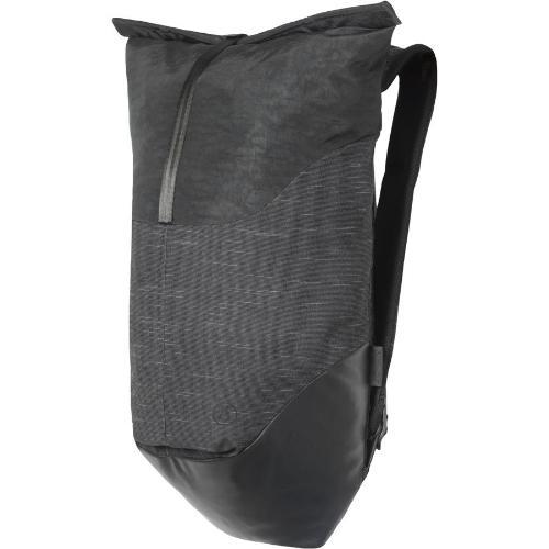 (取寄)アルケミーエキップメント ロール トップ 20L バックパック Alchemy Equipment Roll Top 20L Backpack Black Slub Weave