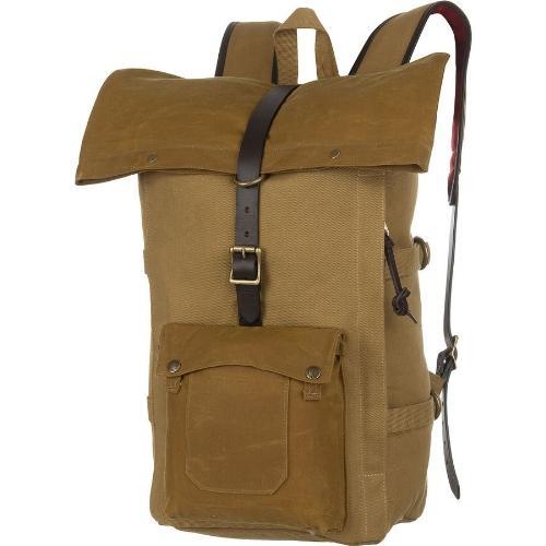 (取寄)フィルソン ロール トップ バックパック Filson Roll Top Backpack Tan