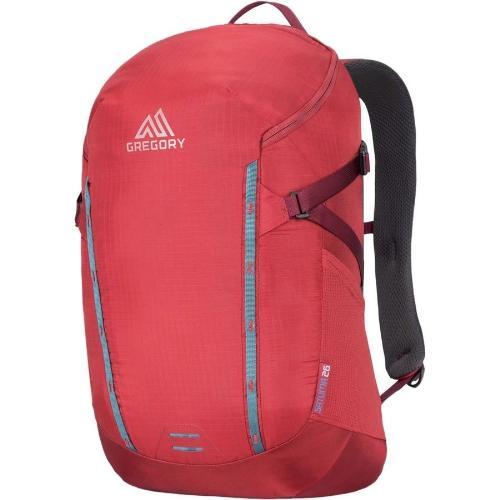 (取寄)グレゴリー サトゥマ 26L バックパック Gregory Satuma 26L Backpack Crimson Red