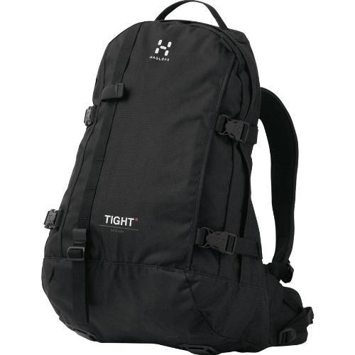 (取寄)ホグロフス タイト メディア バックパック Haglofs Tight Medium Backpack True Black/True Black