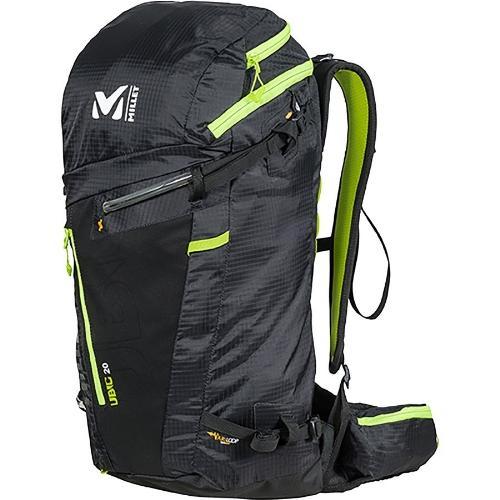(取寄)ミレー ユービック 20L バックパック Millet Ubic 20L Backpack Black/Noir