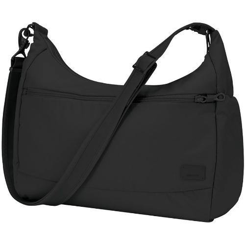 (取寄)パックセーフ シティーセーフ CS200 ハンドバッグ Pacsafe Citysafe CS200 Handbag Black