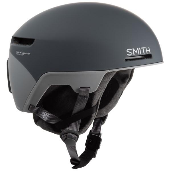(取寄)スミスオプティクス コード スキー ヘルメット Smith Optics Men's Code Ski Helmet Matte Thunder Gray Split