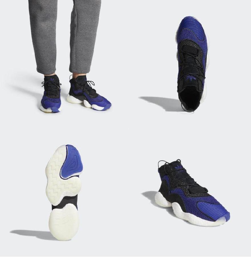 best service c04c8 20ce9 (order) Adidas originals men zouk Lazy BYW shoes adidas originals Men's  Crazy BYW Shoes Real Purple / Core Black / Cloud White
