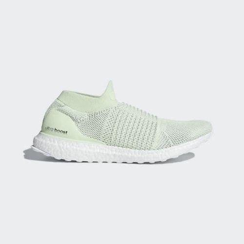 (取寄)アディダス メンズ ウルトラブースト レースレス Ltd ランニングシューズ adidas Men's Ultraboost Laceless LTD Shoes Ash Green / Aero Green / Cloud White