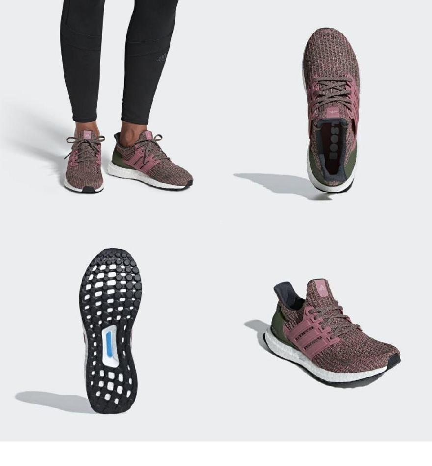 31bf9b2457857 (order) Adidas Lady s ultra boost running shoes adidas Women Ultraboost  Shoes Trace Maroon   Trace Maroon   Base Green