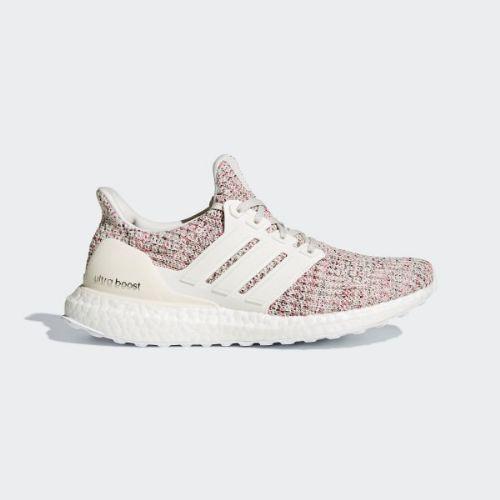(取寄)アディダス レディース ウルトラブースト ランニングシューズ adidas Women Ultraboost Shoes Chalk Pearl / Running White / Shock Pink