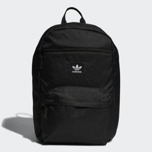 (取寄)アディダス オリジナル Black Originals National オリジナルス Men's originals Backpack adidas ナショナル メンズ バックパック