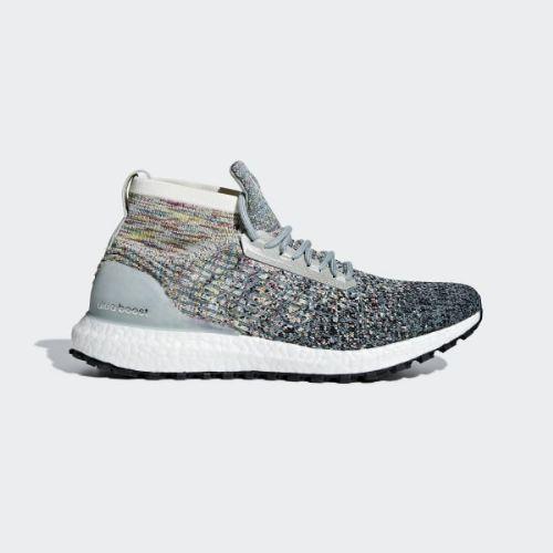 (取寄)アディダス メンズ ウルトラブースト オール テレイン Ltd ランニングシューズ adidas Men's Ultraboost All Terrain LTD Shoes Ash Silver / Carbon / Core Black