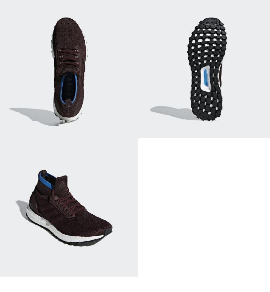 ee2139d3222400 (order) Adidas men ultra boost oar terrane running shoes adidas Men s  Ultraboost All Terrain Shoes Night Red   Noble Maroon   Bright Blue