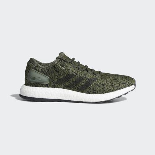 日本最大の (取寄)アディダス Base メンズ/ ピュアブースト ランニングシューズ adidas adidas Men's Pureboost Shoes Base Green/ Core Black/ Core Black, 家具shop GfoReT:c7bd6361 --- smotri-delay.com