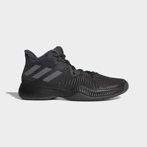 (取寄)アディダス メンズ マッド バウンス バスケットボールシューズ adidas Men's Mad Bounce Shoes Utility Black / Core Black / Grey