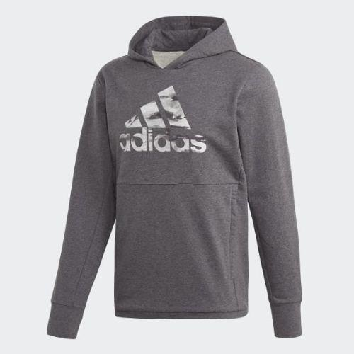 (取寄)アディダス オリジナルス メンズ アディダス X アンディフィーテッド テック パーカー adidas originals Men's adidas x UNDEFEATED Tech Hoodie Dark Grey Heather