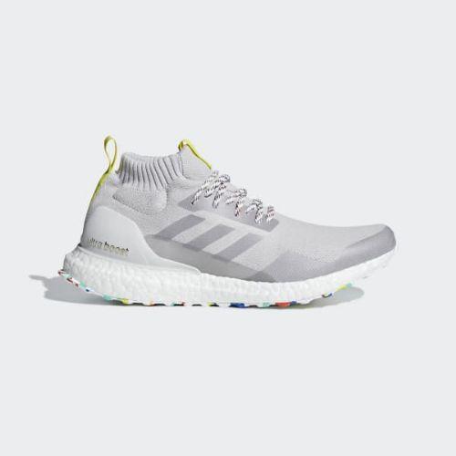 (取寄)アディダス メンズ ウルトラブースト ミッド ランニングシューズ adidas Men's Ultraboost Mid Shoes Grey / Grey / Grey