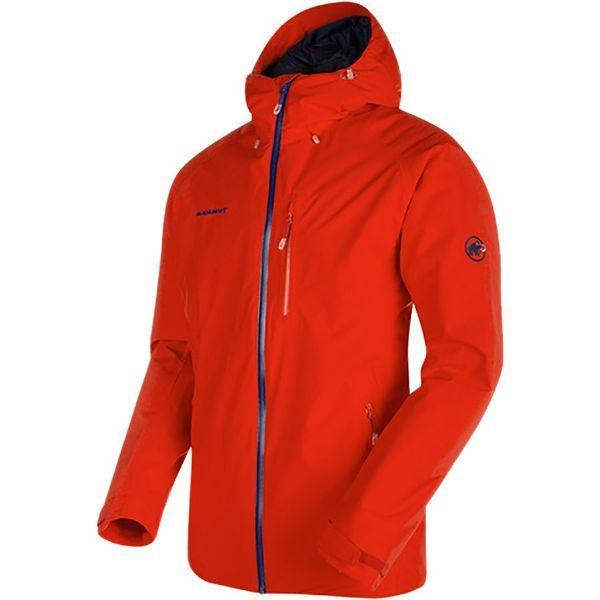 (取寄)マムート メンズ ランボールド HS サーモ フーデッド ジャケット Mammut Men's Runbold HS Thermo Hooded Jacket Spicy