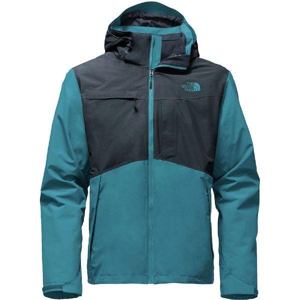 (取寄)ノースフェイス メンズ コンドル トリクラメイト ジャケット The North Face Men's Condor Triclimate Jacket Brilliant Blue Heather/Urban Navy Heather