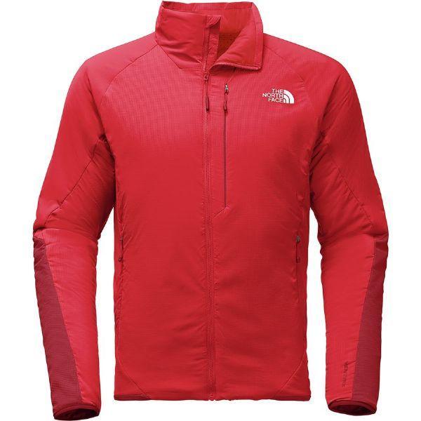 (取寄)ノースフェイス メンズ ヴェントリックス インサレーテッド ジャケット The North Face Men's Ventrix Insulated Jacket High Risk Red/Rage Red