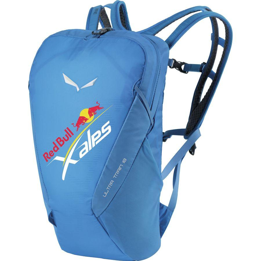 (取寄)サレワ レッド ブル ウルトラ トレイン 18L バックパック Salewa Men's Red Bull Ultra Train 18L Backpack Royal Blue