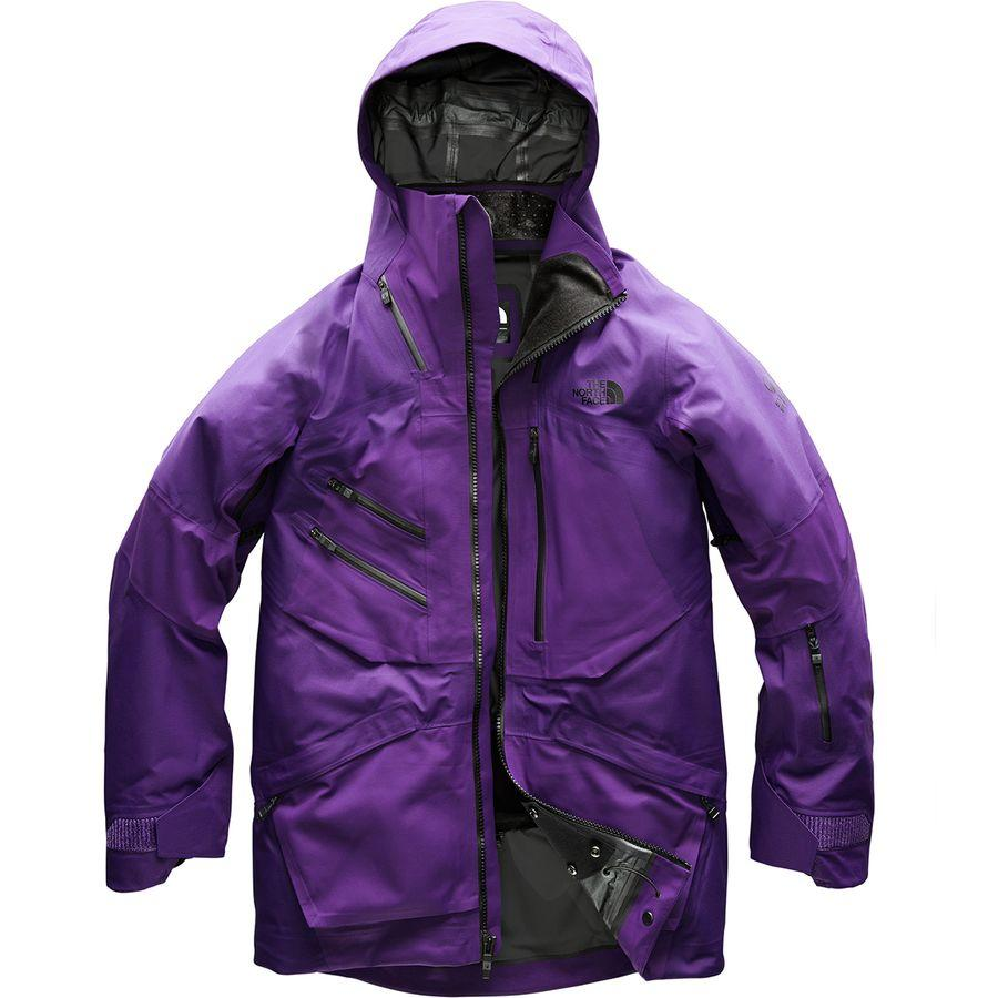 (取寄)ノースフェイス メンズ フューズ ブリガンダイン フーデッド ジャケット The North Face Men's Fuse Brigandine Hooded Jacket Tillandsia Purple Fuse