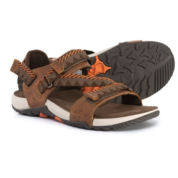 536b0b87d0e7 (order) メレルメンズテラントコンバーチブルスポーツサンダル Merrell Men s Terrant Convertible Sport  Sandals Brown Sugar