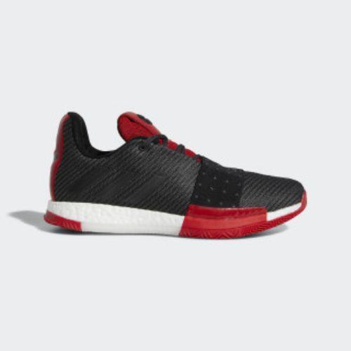 (取寄)アディダス メンズ ハーデン ボリューム 3シューズ バスケットボールシューズ adidas Men's Harden Vol. 3 Shoes Core Black / Grey / Scarlet