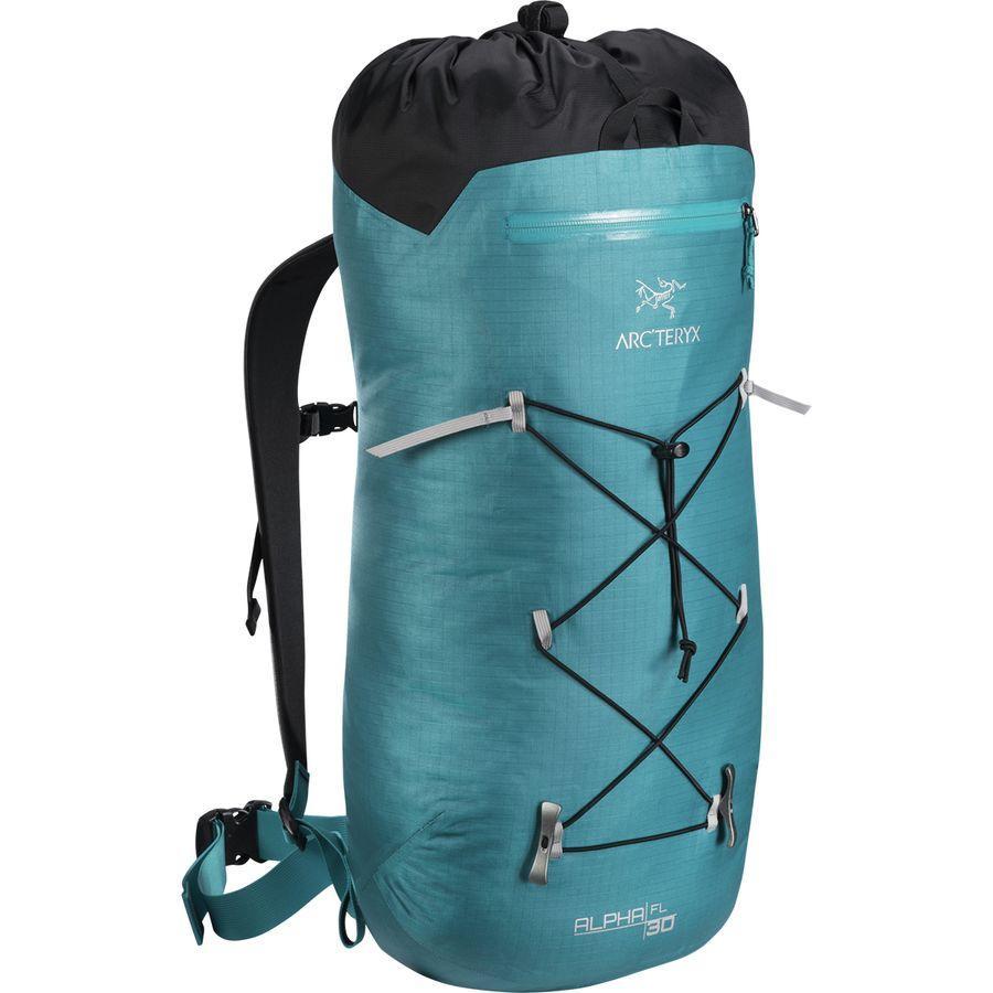 (取寄)アークテリクス アルファ FL 30L バックパック Arc'teryx Men's Alpha FL 30L Backpack Dark Firoza