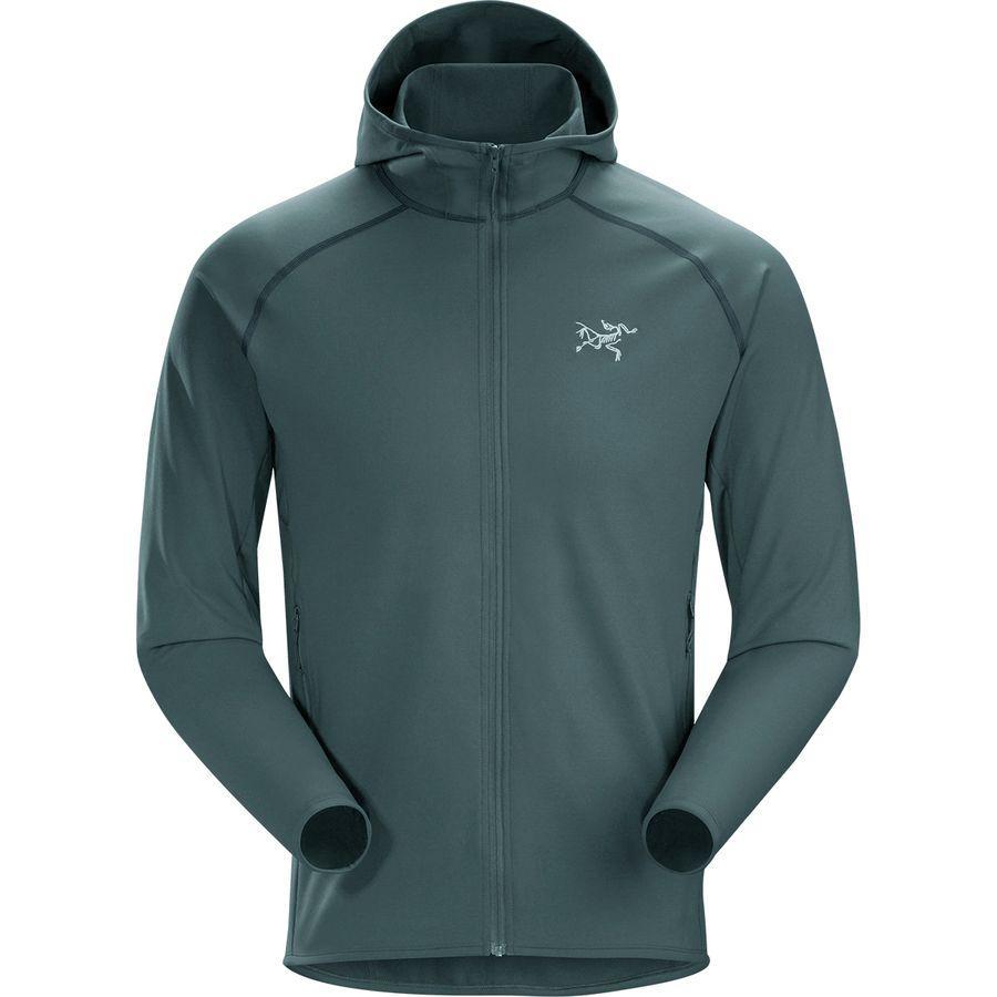 (取寄)アークテリクス メンズ Adahy フーデッド フリース ジャケット Arc'teryx Men's Adahy Hooded Fleece Jacket Neptune