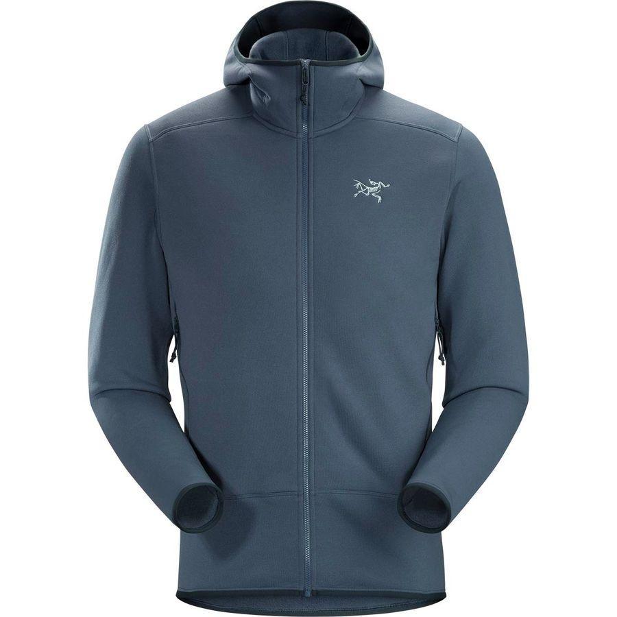 (取寄)アークテリクス メンズ カイヤナイト フーデッド フリース ジャケット Arc'teryx Men's Kyanite Hooded Fleece Jacket Neurostorm