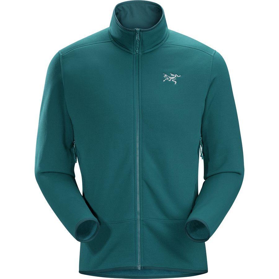 (取寄)アークテリクス メンズ カイヤナイト フリース ジャケット Arc'teryx Men's Kyanite Fleece Jacket Iliad
