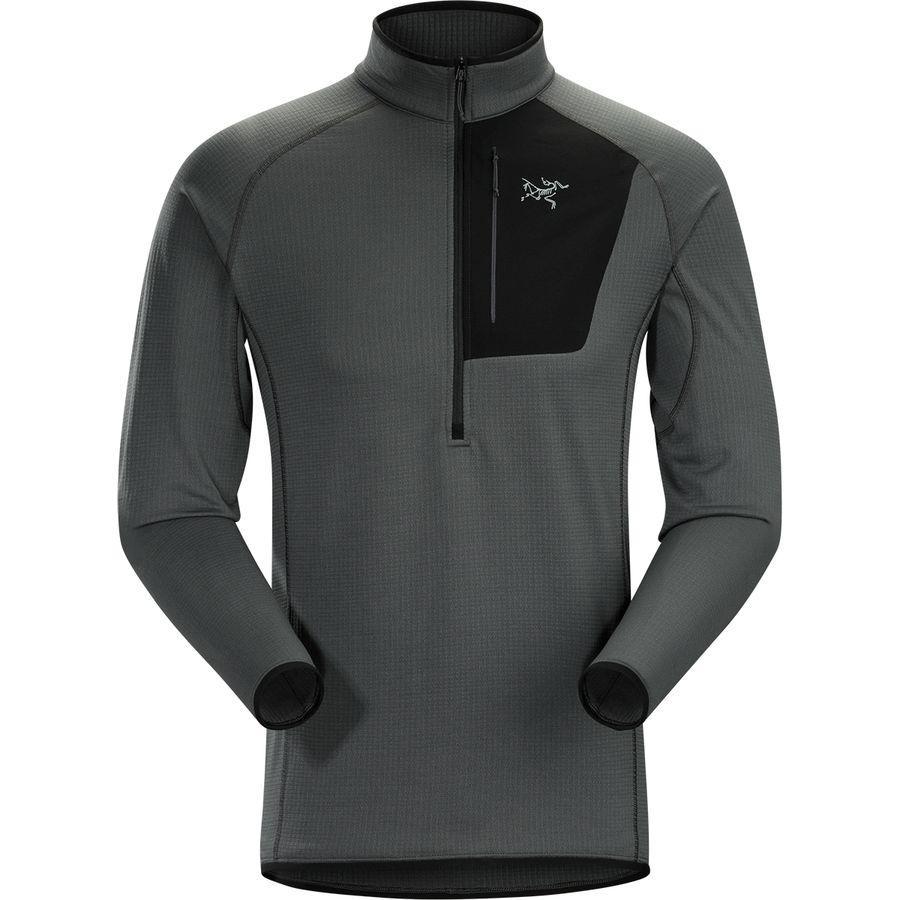 (取寄)アークテリクス メンズ コンシール ジップ ネック フリース プルオーバー Arc'teryx Men's Konseal Zip Neck Fleece Pullover Pilot II