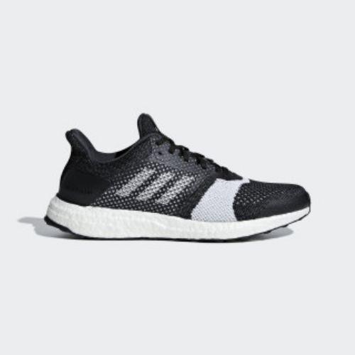 (取寄)アディダス メンズ ウルトラブースト St ランニングシューズ adidas Men's Ultraboost ST Shoes Core Black / Cloud White / Carbon