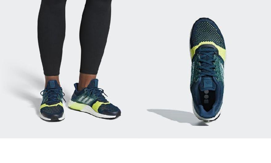 sale retailer 832e8 e828a (order) Adidas men ultra boost St running shoes adidas Mens Ultraboost ST  Shoes Legend Marine  Cloud White  Legend Ink