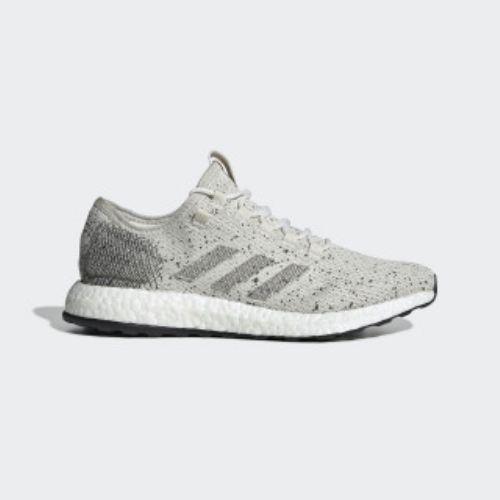 (取寄)アディダス メンズ ピュアブースト ランニングシューズ adidas Men's Pureboost Shoes Non Dyed / Grey / Grey