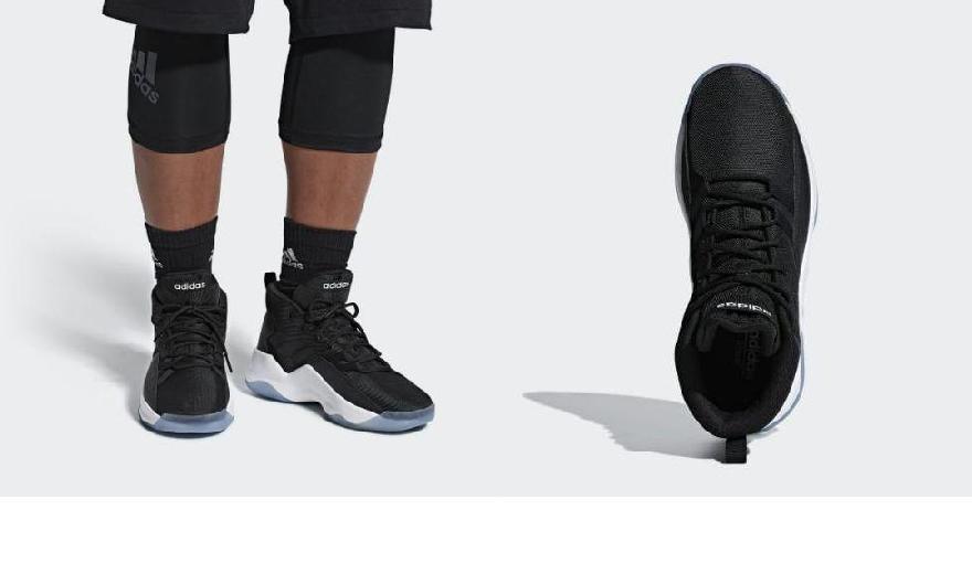 5765af988a87 (order) Adidas men street fire basketball shoes adidas Men s Streetfire  Shoes Core Black   Core Black   Cloud White