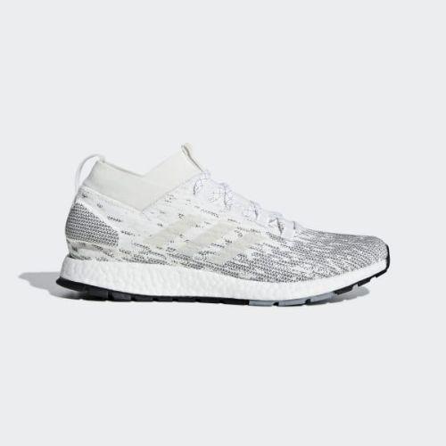 (取寄)アディダス メンズ ピュアブースト RBL ランニングシューズ adidas Men's Pureboost RBL Shoes Cloud White / Raw White / Grey